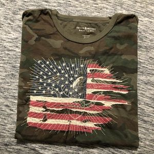 Denim & Supply T-Shirt - L